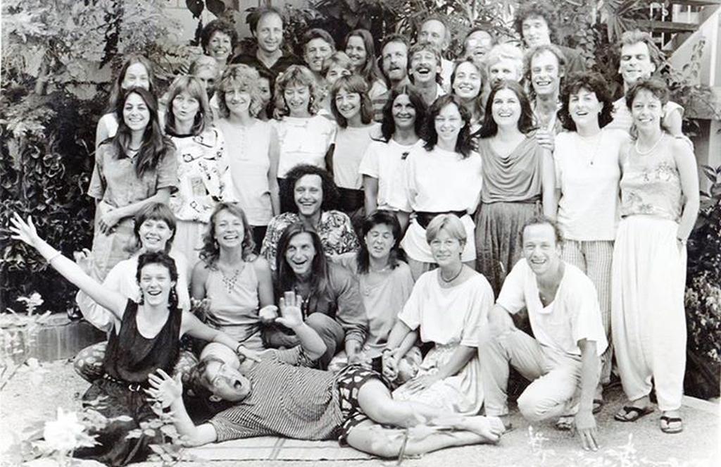 Psicoterapeutas do Osho, turma de 1988