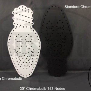 """ChromaBulb 30"""" Standing"""