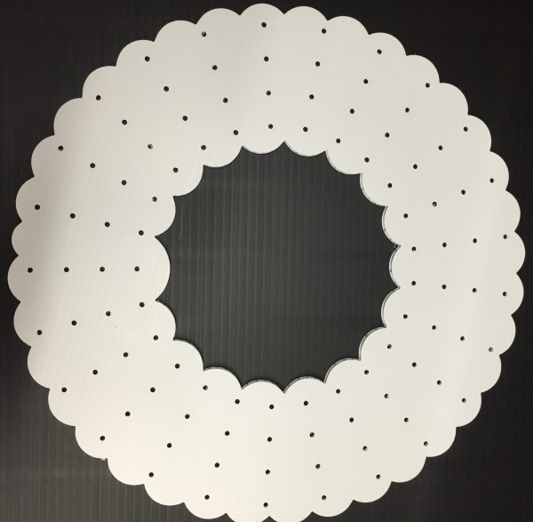 "24"" ChromaWreath (MiniLights)"