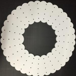 "24"" ChromaWreath (MiniLights)"