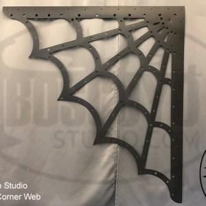 Spider Corner Web