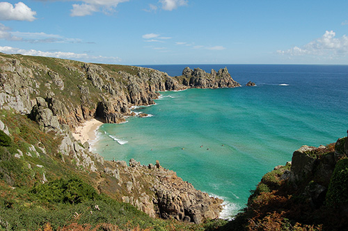 Beautiful Porthcurno