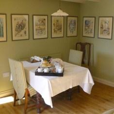 Ring & Thimble - Boscrowan Farm Family Friendly Award Winning Self Catering Holiday Cottages