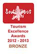 South West Tourism Bronze