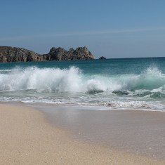 Porthcurno in Cornwall - Boscrowan Farm Family Friendly Award Winning Self Catering Holiday Cottages