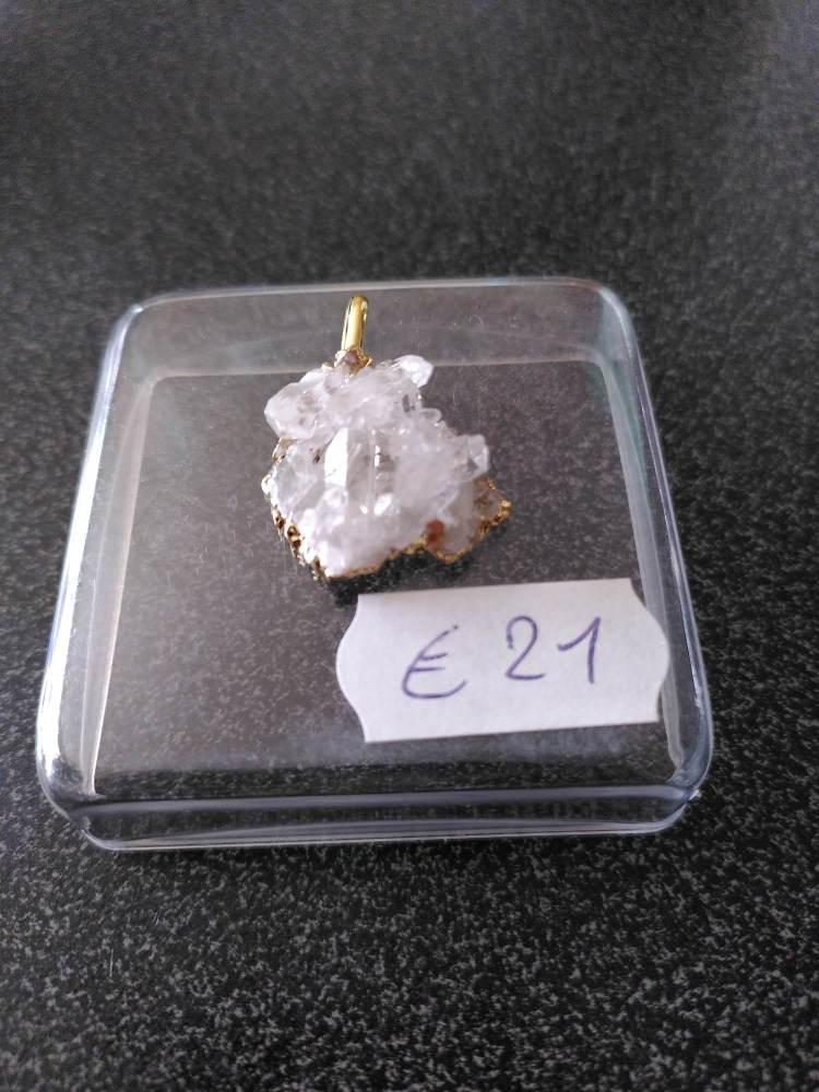 bergkristal creahuisje