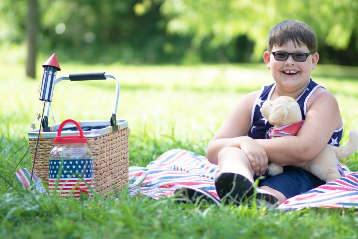 Happy 4th of July – Ryan Style!