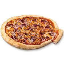Pizza BBQ pollo