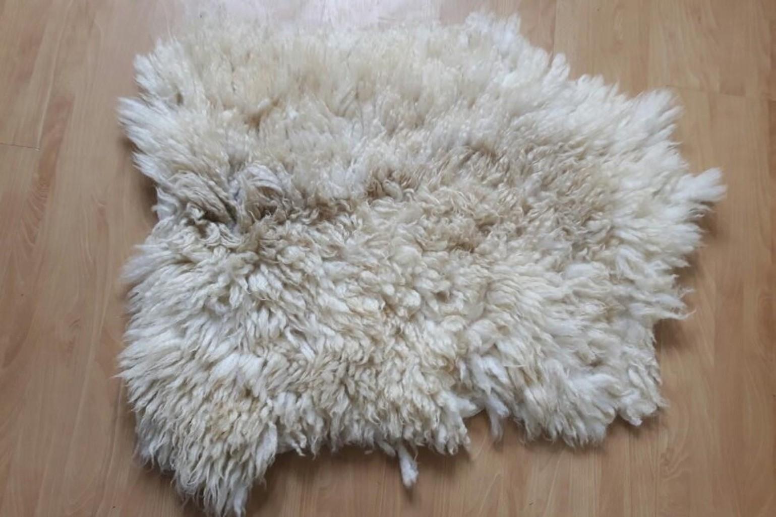 gevilte schapenvacht Marjolein 1