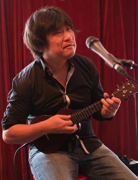 Terry Sasaki aka Romantic-san