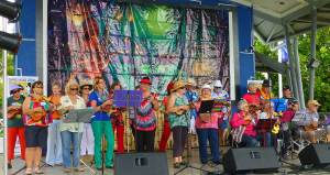 Tableland Ukulele Group (TUG)