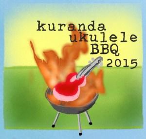 Ukulele BBQ Kuranda 2015