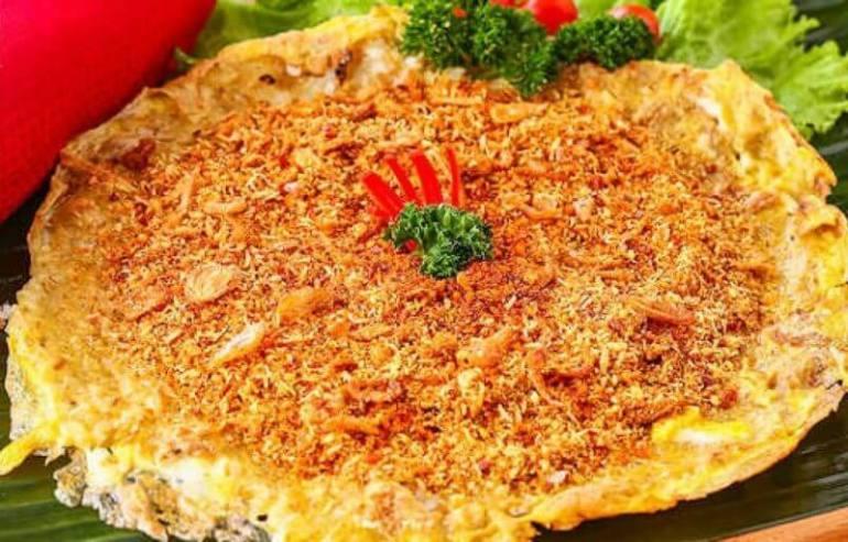 Makanan Khas Daerah Betawi Kerak Telor