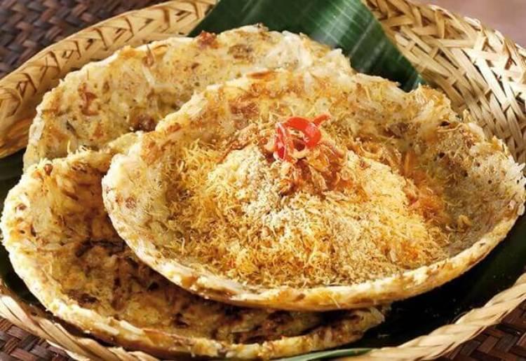 Oleh oleh Makanan Khas Indonesia Kerak Telur