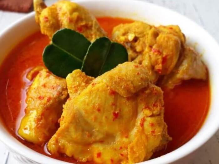 50 Makanan Khas Indonesia dan Asalnya Opor Ayam