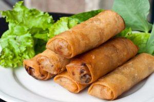 Makanan Khas Jawa Tengah Lumpia