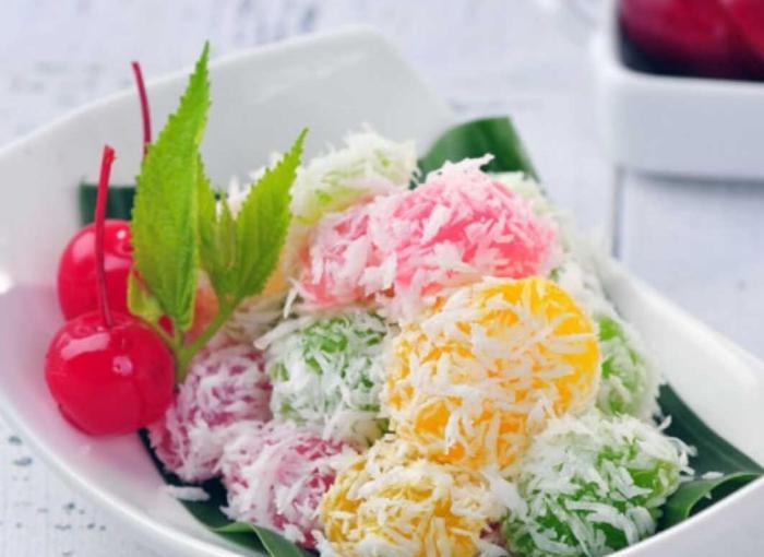 Makanan Khas Jogja Cenil
