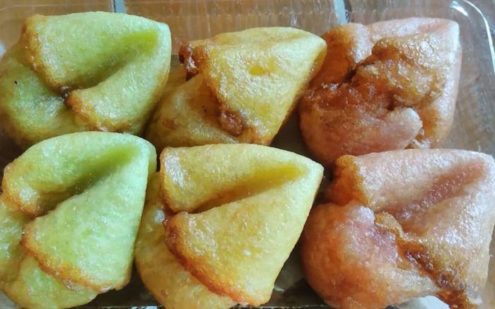 Makanan Khas Jogja Kue Adrem