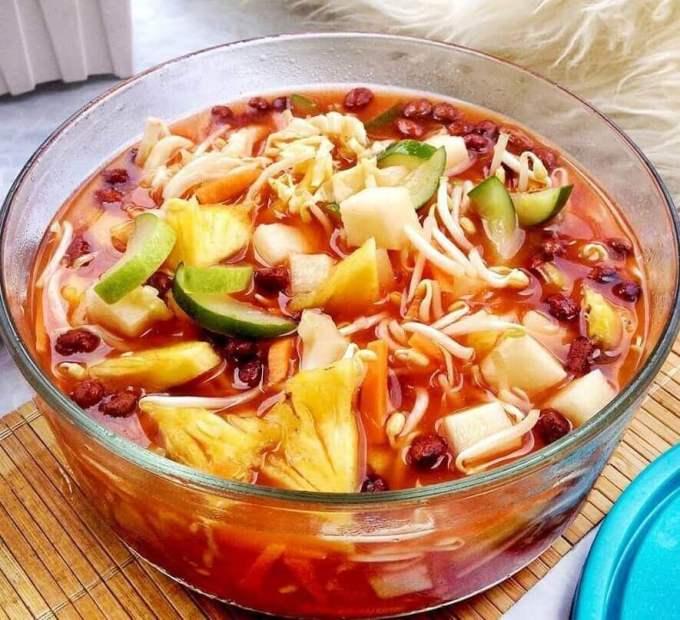 Makanan Khas Sunda Asinan Bogor