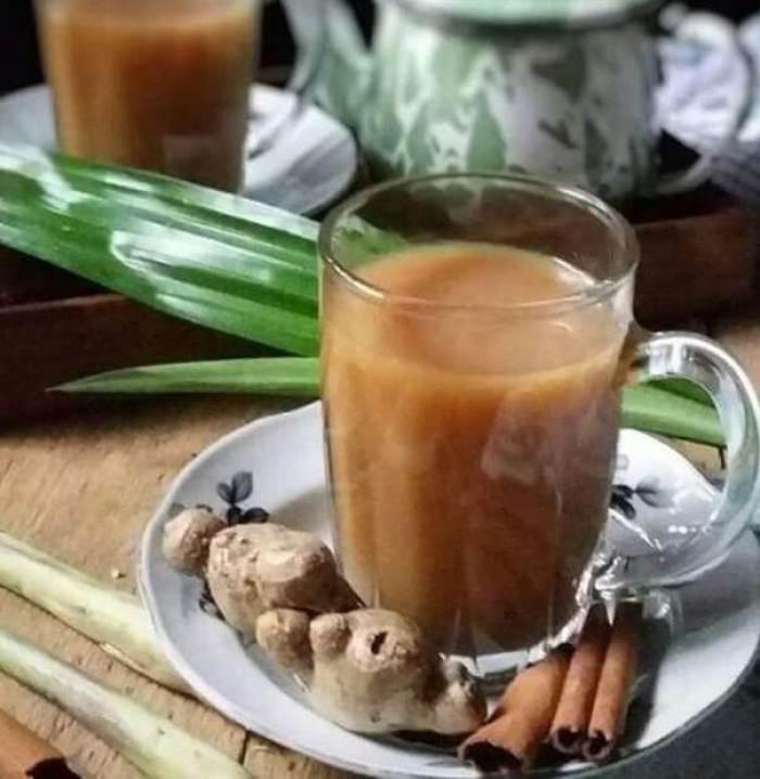 Minuman Khas Jawa Barat Bandrek