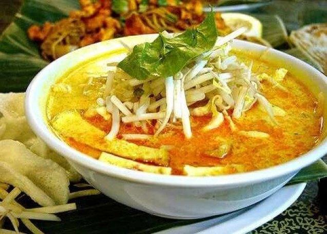 Makanan Khas Sunda di Bogor Laksa