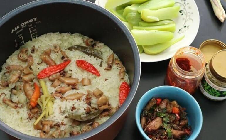 Resep Makanan Khas Sunda Nasi Liwet