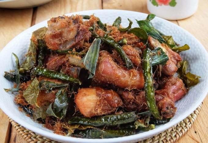 Oleh oleh Makanan Khas Aceh Ayam Tangkap