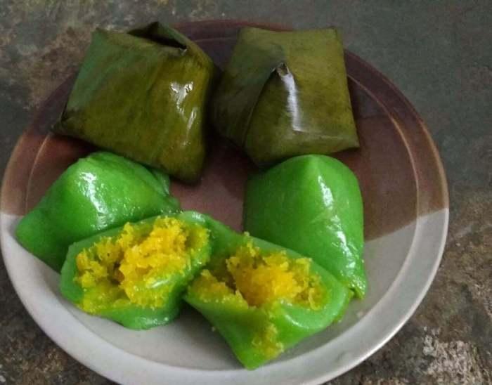 Makanan Kue Tradisional Khas Aceh Lepat