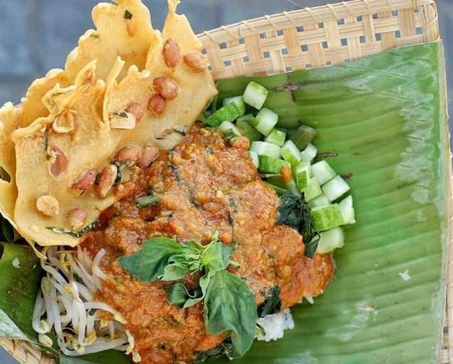 Makanan Khas Jawa Timur Pecel Blitar