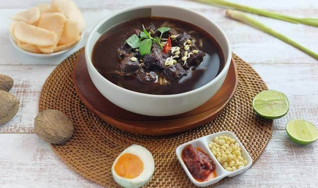 Makanan Khas Jawa Timur Rawon
