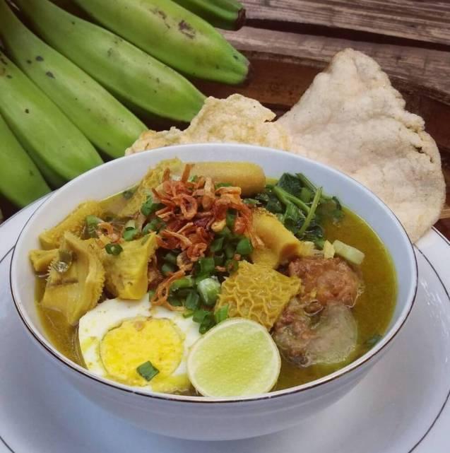 5 Makanan Khas Jawa Timur Rujak Soto