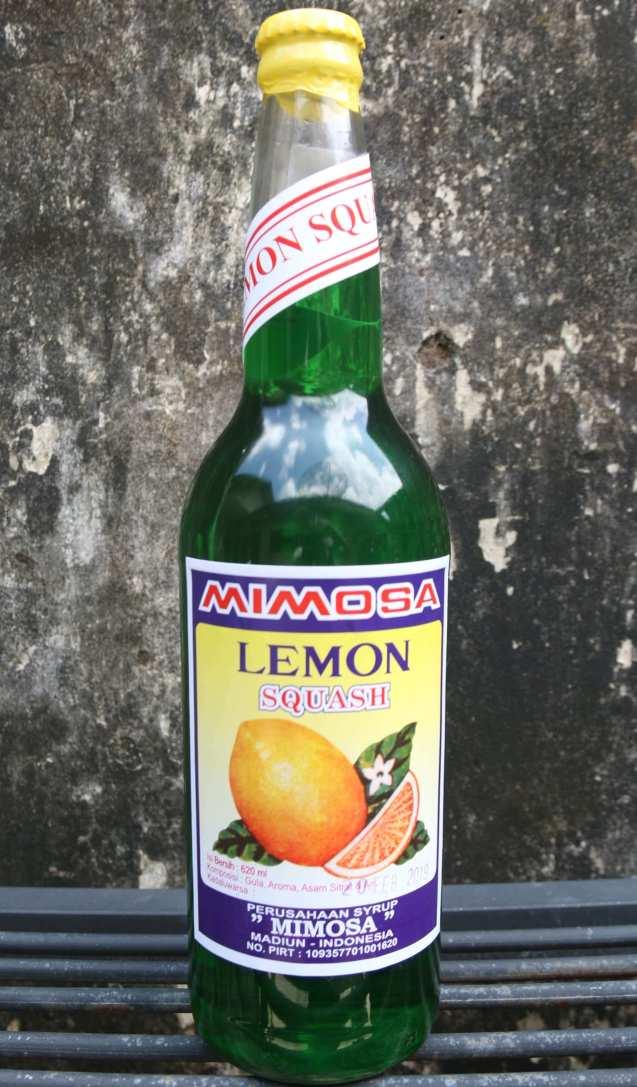 Makanan Khas Madiun Mimosa Lemon