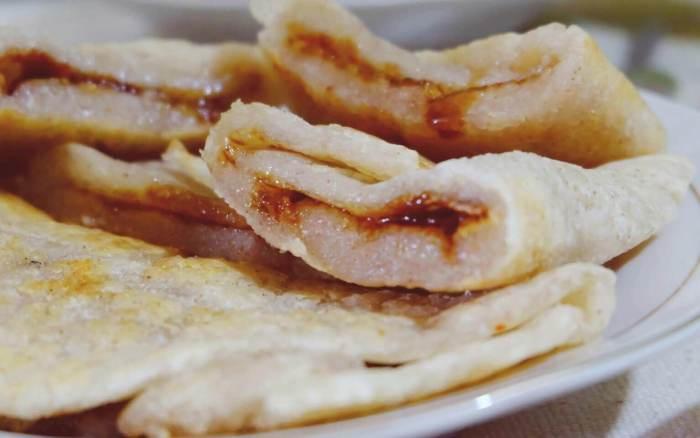 Makanan Khas Papua Martabak Sagu