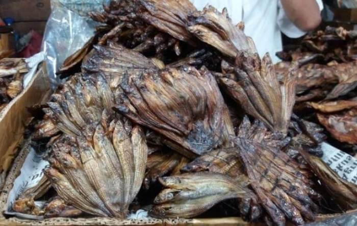 Makanan Khas Riau Ikan Selapis Asap