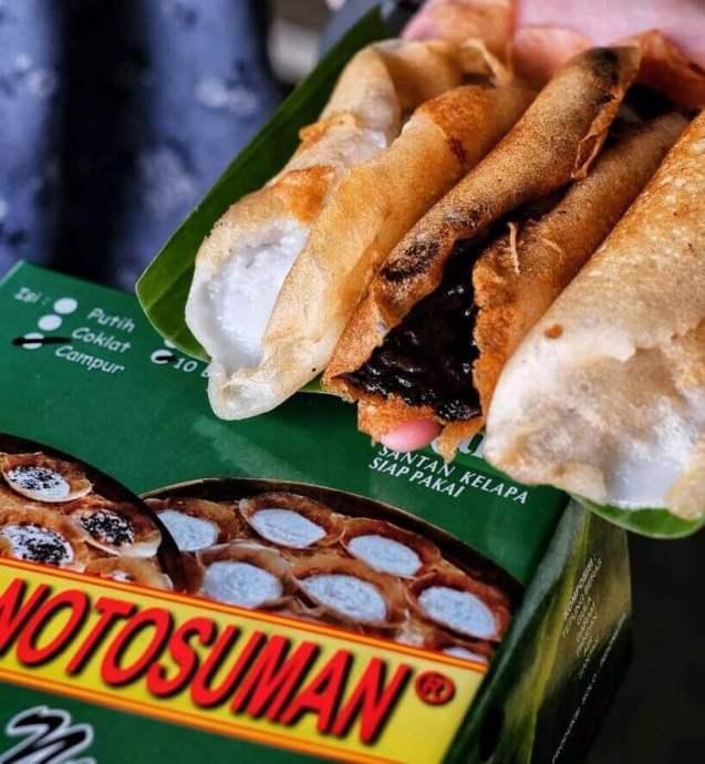 Makanan Khas Solo Serabi Notosuman