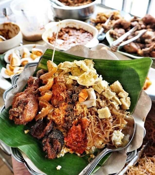 Makanan Khas Madura Nasi Serpang