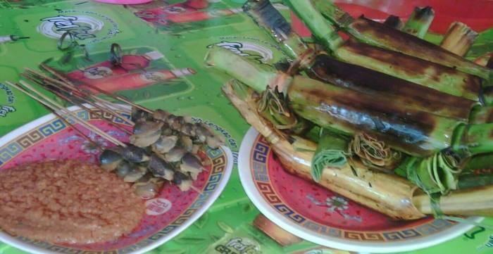 Makanan Khas Sulawesi Tengah Sate Gogos Pokea