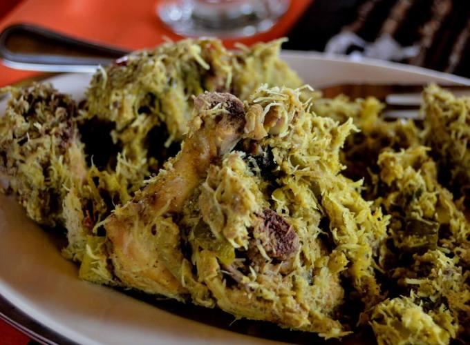 Makanan Khas Toraja Papiong Manuk