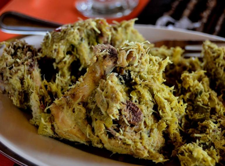 Jenis Makanan Khas Toraja Papiong Manuk