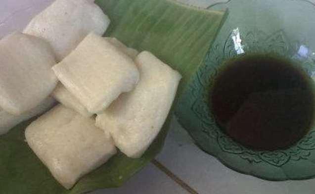 Makanan Khas Banten Kue Apem
