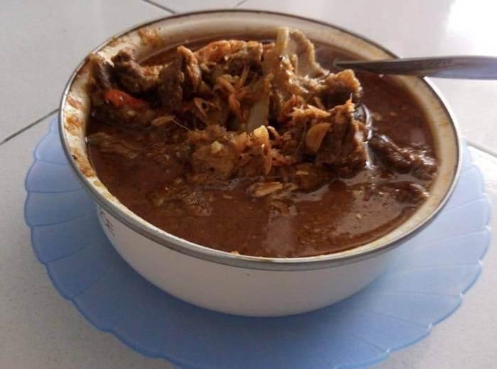 Makanan Khas Banten Rabeg