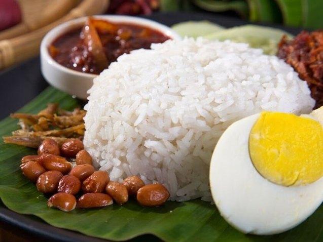 Makanan Khas Batam Nasi Dagong