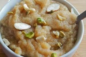 Makanan Khas India Halwa