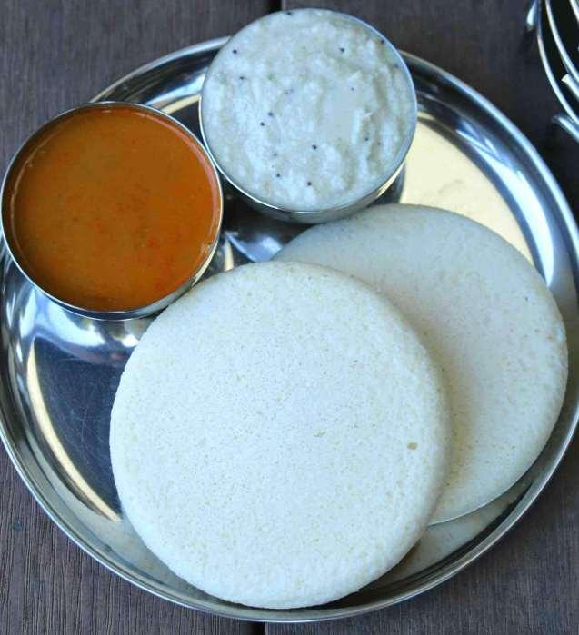 Makanan Khas India Idli