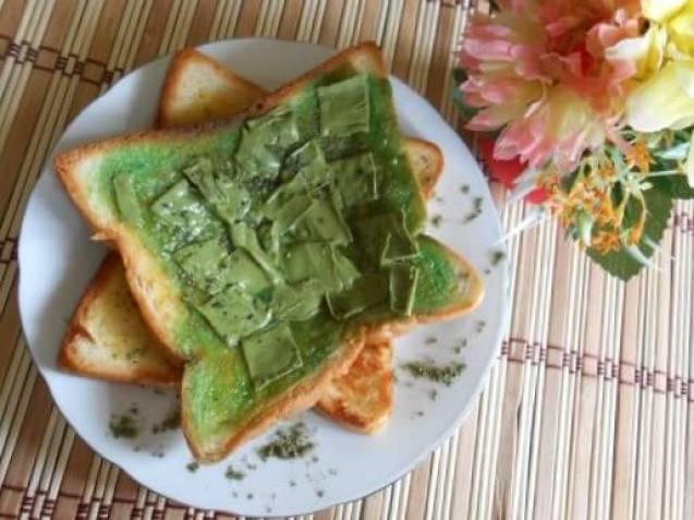 Makanan Khas Jember Roti Bakar Tjiliwoeng