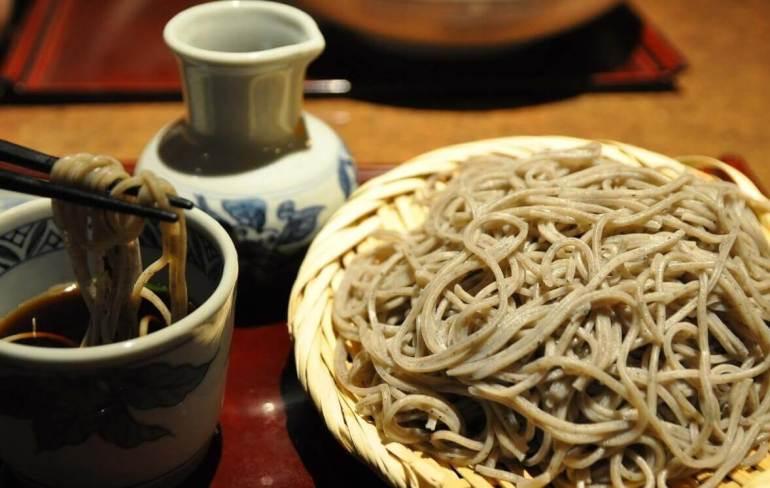 Makanan Khas Jepang Soba