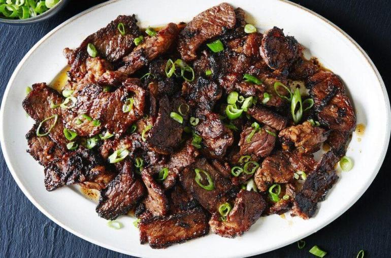 Makanan Khas Korea Bulgogi