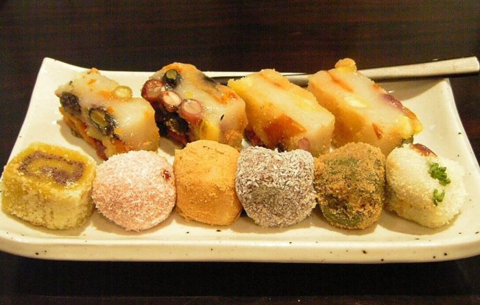 Makanan Khas Korea Teok