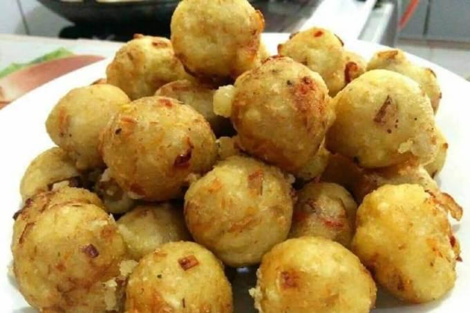 Makanan Khas Malaysia Cekodok