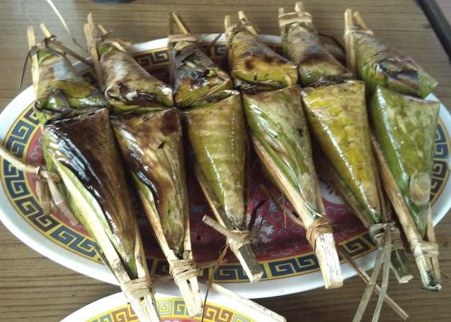 Makanan Khas Kalimantan barat Pengkang